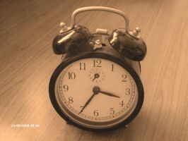 Alarming Clock by TheEntertainer26