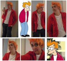 Futurama - Fry Cosplay by Eric--Cartman