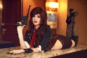 (Fem) Booker Dewitt by EnchantedCupcake