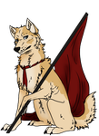 Les Mis Dog's Ask Blog! by kasaru2911