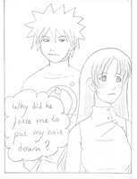 Ryuusei - First Panel by SweetJanie