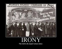 USA Experts in Irony by Valendale