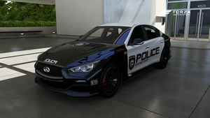 SCPD - 2014 Infiniti Q50 Eau Rouge - Front by xboxgamer969