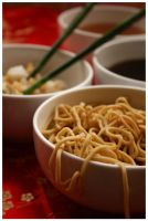 Chinese cuisine by leonie01