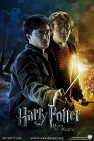 Harry and Ron #2 - Deathly Hallows Extended by HogwartSite
