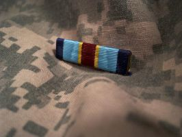 Overseas Service Ribbon by Chrippy