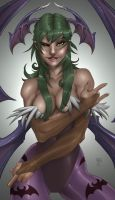 Morrigan by RDOWN