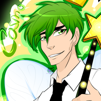 Cosmo Fanart Redraw [Bishiefied] by daredevil48