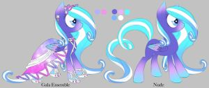 Pegasus Pony Auction #1 [CLOSED] by AlicornParty