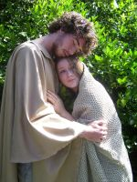 Mary and Joseph 9 by SophStock