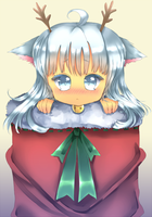 Christmas Stocking by Lapia
