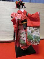 Maiko (japanese paper doll) by pechaningyou