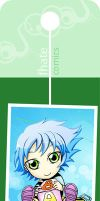 Bookmark for AMJIE by edwardjener