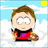 South PArk Aro by SparkletteMachina