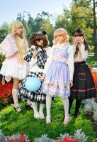 Gothic and Lolita festival by Tink-Ichigo