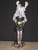 Recycled Fashion Show Trophy: SeQuence Sally by tinyBIG93
