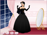 Princess Hilda in Mourning (Once Upon A Time OC) by suburbantimewaster