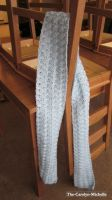Russian Lace Scarf by the-carolyn-michelle