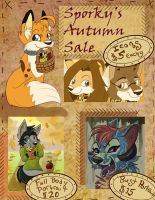 Sporky's Autumn Sale! CLOSED by sporkyd00m