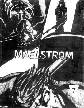 Maelstrom 7 Cover by illmatar