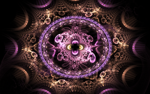 creative violet loops by Andrea1981G