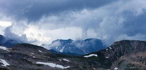 Alpine Storm by Dave-Derbis