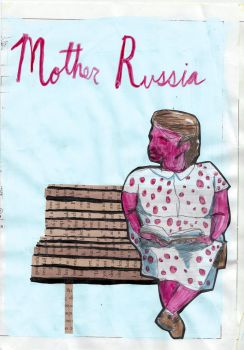 Mother Russia by ANTHEAD