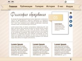 site design 1 by grajdanka