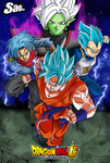 DragonBall Super Saga of Zamasu 2 by SaoDVD