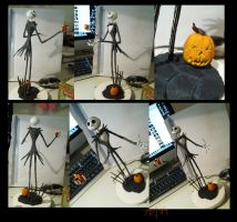 Jack Skellington by redtrackz