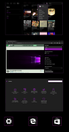 W10 DARK DEFAULT'S [UX] by RXHMR