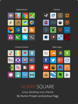 Numix Square icons by satya164