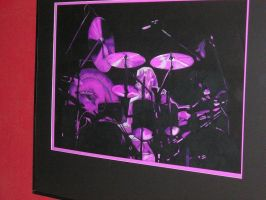 Tool, Danny Carey Drawing by Ivy9