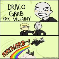 Grab My Villainy by LindyArt