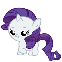 Rarity Posing by jrk08004