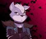 Wolf O'Donnell by T-S-Q-U-A-R-E