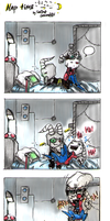 Old MDaKSr comic-strip by SalmaRU