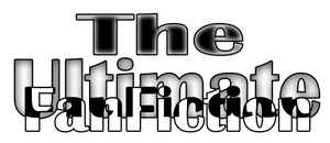 C: The Ultimate Fanfiction Logo by Aileen-Rose