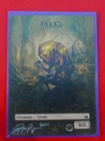 germ token altered art by gidge1201