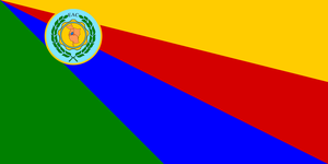 Alt Flag - East African Commonwealth by AlienSquid