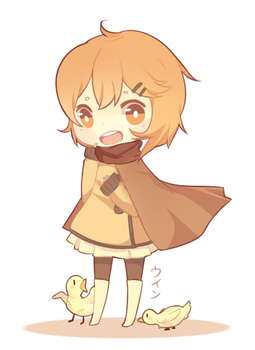 Duck Prince by Hirodori