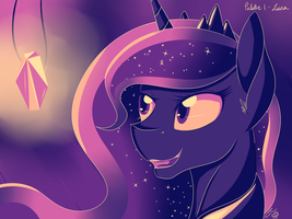 Luna Palette #1 by iRaincloud