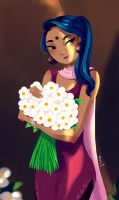 Flowers by Noxmoony
