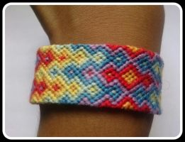 Pulsera Macrame 2 by Dark-Unicor