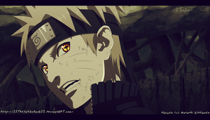 Naruto 672 I Will Change All This Dead World by IITheYahikoDarkII