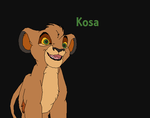 Kosa- The Forgotten Child by Cece-Edgars-Sister