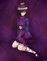 The Hat and the Scarf by Hanariku-chan
