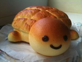 My Bread Turtle 2 by ChaZie47