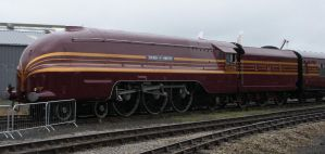 Duchess of Hamilton at Railfest 2012 by rlkitterman