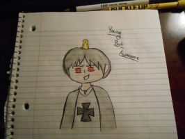 Prussia: Young But Awesome by Missywoot1124